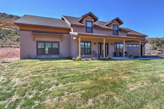 1225 Hidden Valley Drive, Glenwood Springs, CO 81601 (MLS #166862) :: Roaring Fork Valley Homes