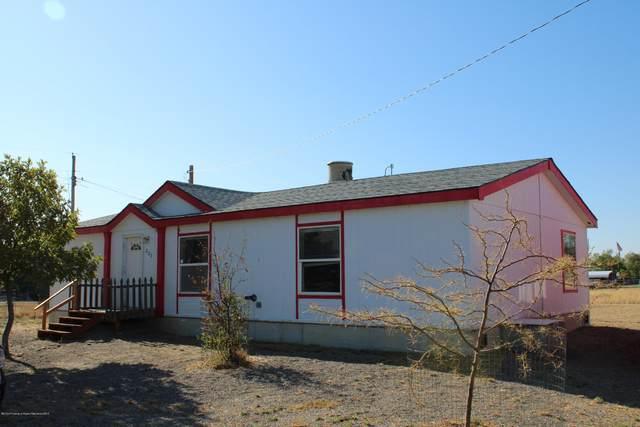 223 W 2nd Street, Dinosaur, CO 81610 (MLS #166882) :: Roaring Fork Valley Homes