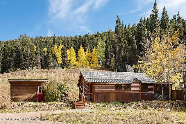 8268 Woody Creek Road, Woody Creek, CO 81656 (MLS #166883) :: Roaring Fork Valley Homes