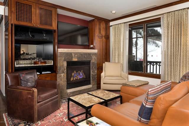 0197 Prospector Road Unit 2207 Weeks, Aspen, CO 81611 (MLS #166909) :: Roaring Fork Valley Homes