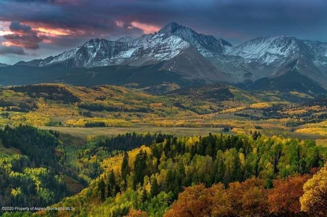 tbd East Specie Mesa, Telluride, CO 81435 (MLS #166910) :: McKinley Real Estate Sales, Inc.