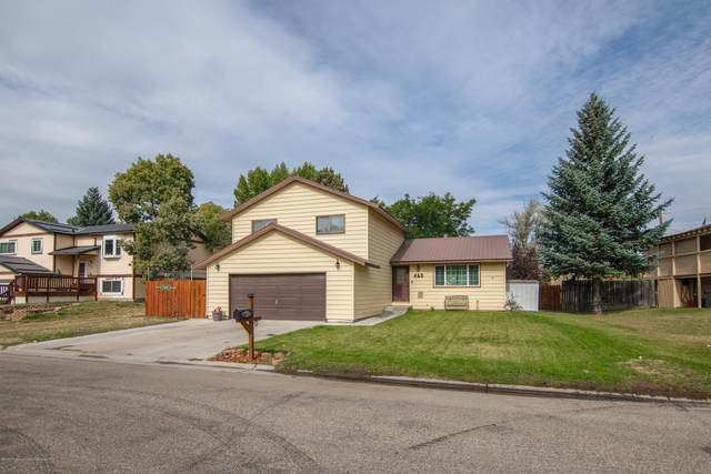 460 Woodbury Drive, Craig, CO 81625 (MLS #166920) :: Roaring Fork Valley Homes