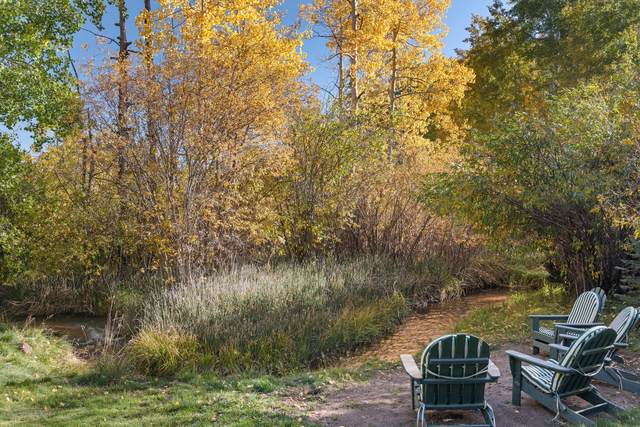8000 Capitol Creek Road, Snowmass, CO 81654 (MLS #166921) :: McKinley Real Estate Sales, Inc.