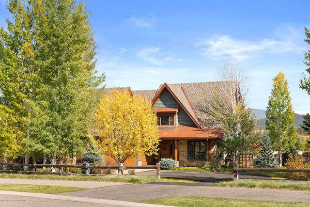600 Perry Ridge Road, Carbondale, CO 81623 (MLS #167001) :: Roaring Fork Valley Homes