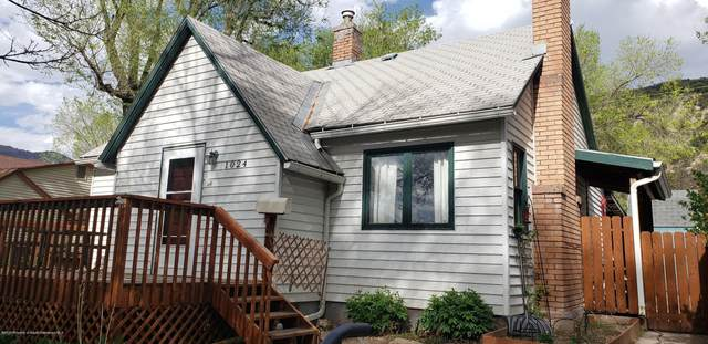 1024 Cooper Avenue, Glenwood Springs, CO 81601 (MLS #167036) :: Roaring Fork Valley Homes