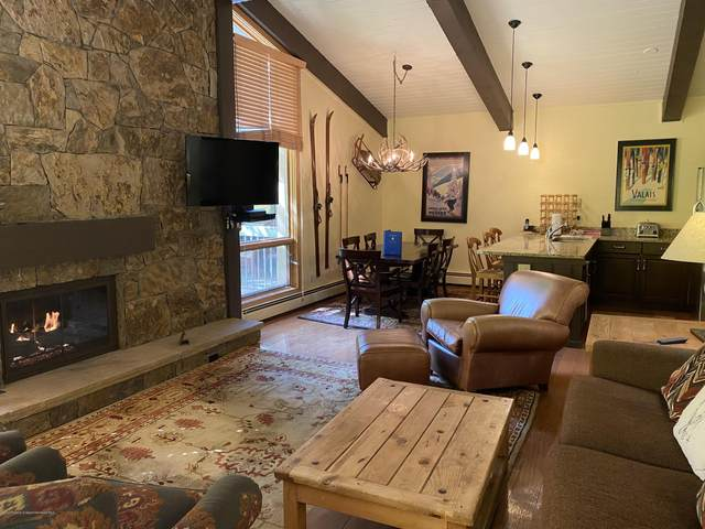 855 Carriage Way #409, Snowmass Village, CO 81615 (MLS #167037) :: Roaring Fork Valley Homes
