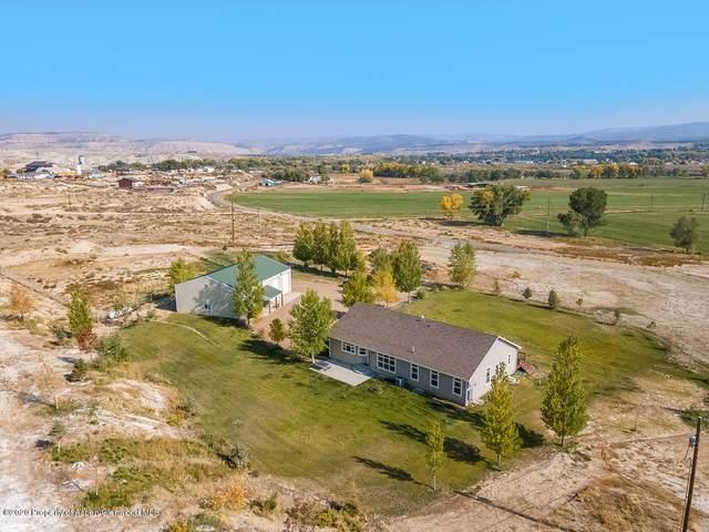 459 Cr 102, Rangely, CO 81648 (MLS #167052) :: McKinley Real Estate Sales, Inc.