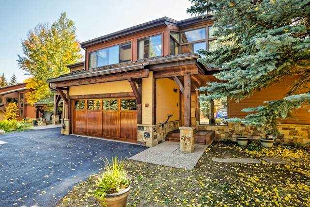 700 Snowmass Club Circle #80, Snowmass Village, CO 81615 (MLS #167067) :: Roaring Fork Valley Homes