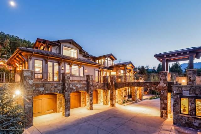 181 Larkspur Lane, Aspen, CO 81611 (MLS #167091) :: Roaring Fork Valley Homes