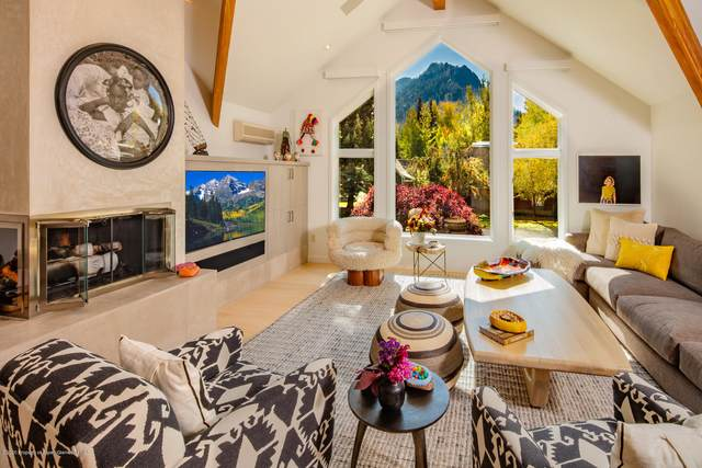616 W Smuggler Street, Aspen, CO 81611 (MLS #167099) :: Aspen Snowmass | Sotheby's International Realty