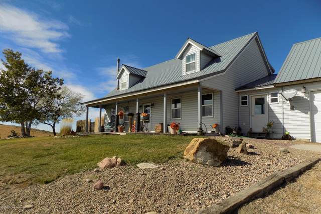 25 Valley View Drive, Craig, CO 81625 (MLS #167159) :: Roaring Fork Valley Homes