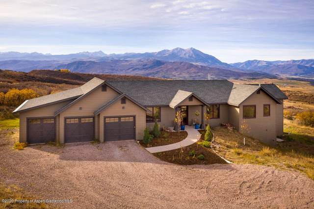 725 Spring Park Ridge Road, Carbondale, CO 81623 (MLS #167161) :: Roaring Fork Valley Homes