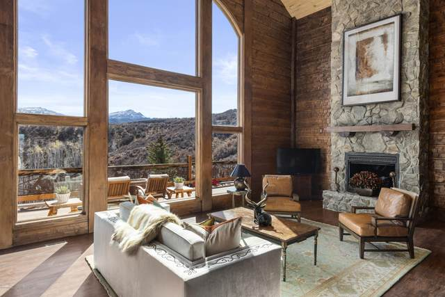 343 Monastery Cutoff Road, Snowmass, CO 81654 (MLS #167185) :: Western Slope Real Estate