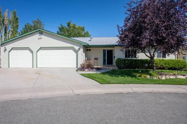 404 Ballard Circle, Silt, CO 81652 (MLS #167194) :: McKinley Real Estate Sales, Inc.