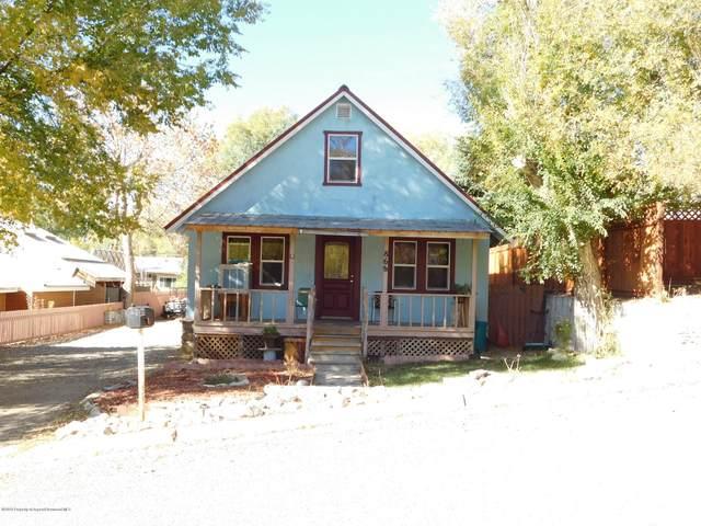 866 Barclay Street, Craig, CO 81625 (MLS #167203) :: Roaring Fork Valley Homes