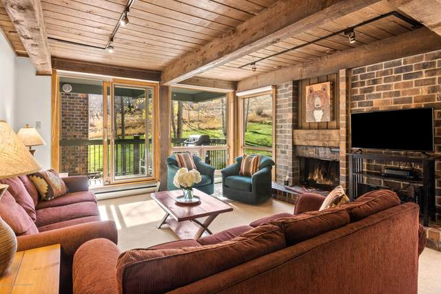 855 Carriage Way Slope 309, Snowmass Village, CO 81615 (MLS #167204) :: Roaring Fork Valley Homes