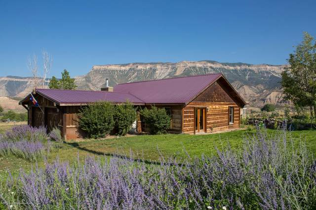 6017 County Rd 309, Rulison, CO 81635 (MLS #167219) :: Roaring Fork Valley Homes