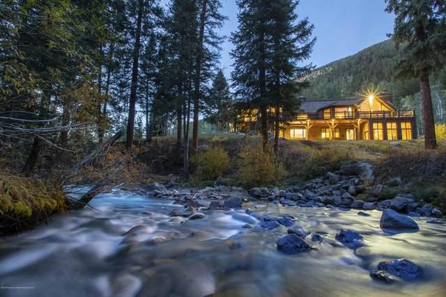 33 Fall Creek Road, Aspen, CO 81611 (MLS #167231) :: McKinley Real Estate Sales, Inc.