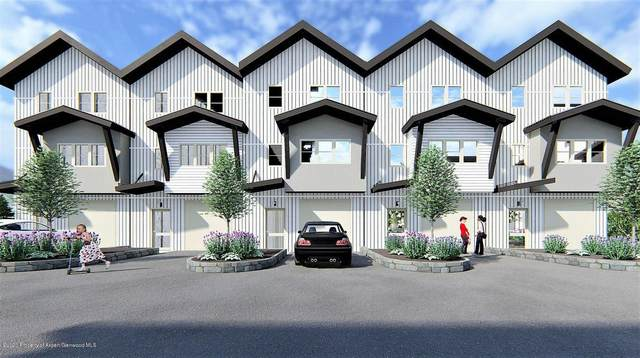 TBD Drake Place Unit # 2, Glenwood Springs, CO 81601 (MLS #167233) :: Roaring Fork Valley Homes