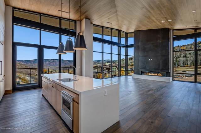 45 Wood Road 607 East, Snowmass Village, CO 81615 (MLS #167239) :: Roaring Fork Valley Homes
