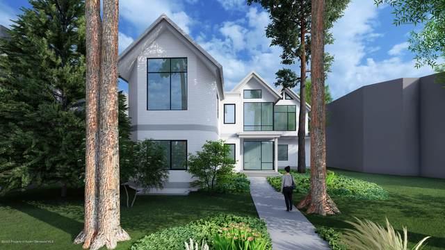 709 W Hallam Street, Aspen, CO 81611 (MLS #167333) :: Roaring Fork Valley Homes