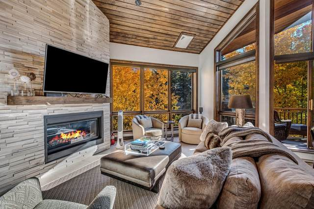 590 Wood Road #44, Snowmass Village, CO 81615 (MLS #167365) :: Roaring Fork Valley Homes