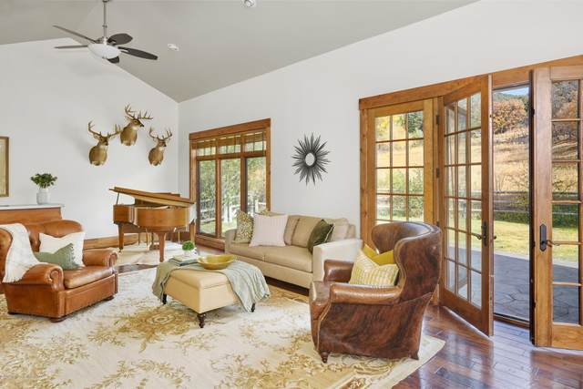 465 Holland Hills Road, Basalt, CO 81621 (MLS #167374) :: Roaring Fork Valley Homes