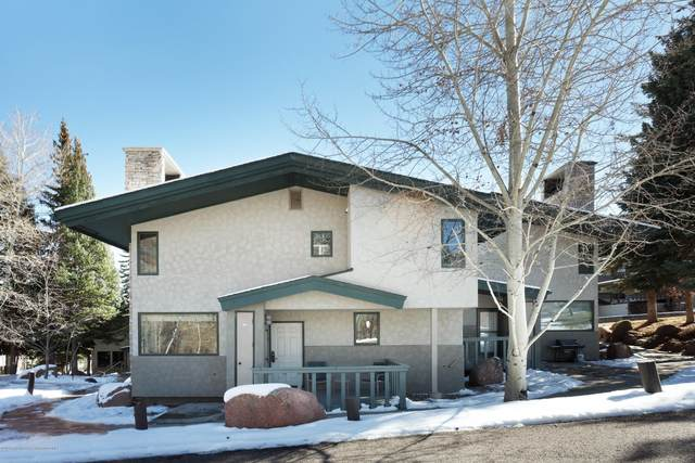 135 Carriage Way #5, Snowmass Village, CO 81615 (MLS #167382) :: Western Slope Real Estate