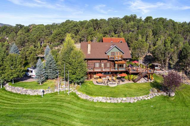 1870 103 COUNTY, Carbondale, CO 81623 (MLS #167414) :: Roaring Fork Valley Homes