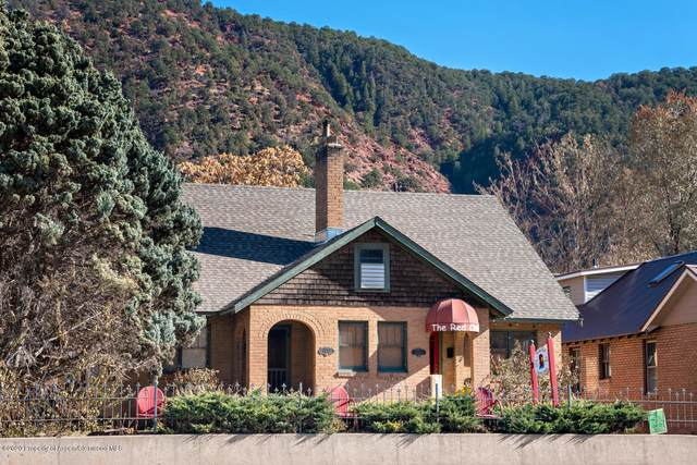 1832 Grand Avenue, Glenwood Springs, CO 81601 (MLS #167439) :: Roaring Fork Valley Homes