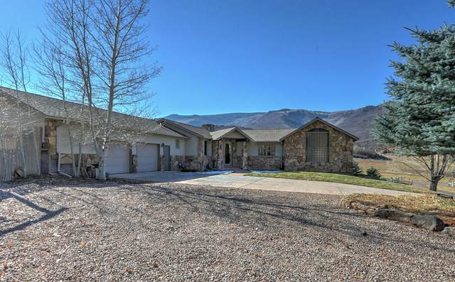 50 Deer Valley Drive, Glenwood Springs, CO 81601 (MLS #167441) :: Roaring Fork Valley Homes