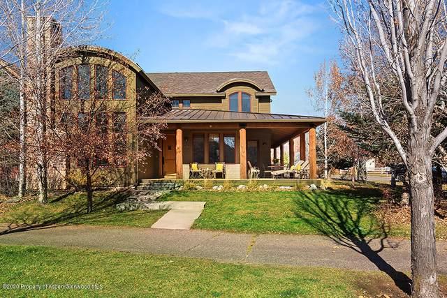 627 N Bridge Drive, Carbondale, CO 81623 (MLS #167443) :: McKinley Real Estate Sales, Inc.