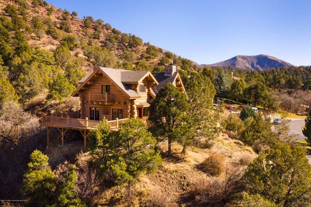 854 Canyon Creek Drive, Glenwood Springs, CO 81601 (MLS #167474) :: McKinley Real Estate Sales, Inc.