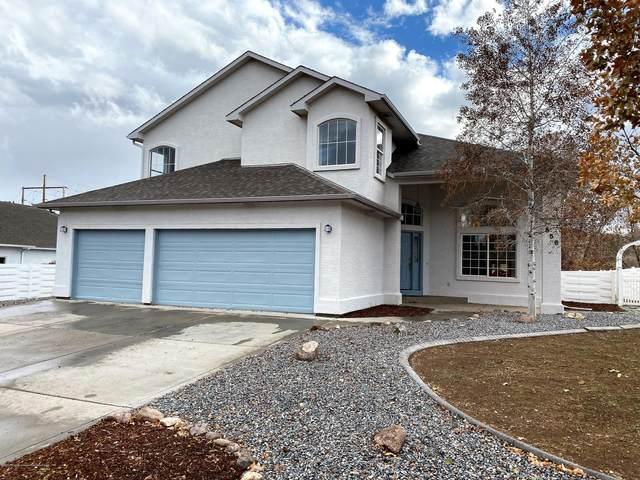 556 Casa Rio Court, Grand Junction, CO 81507 (MLS #167494) :: Roaring Fork Valley Homes