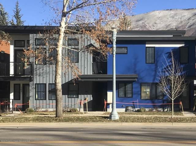 210 W Main Street Unit 201, Aspen, CO 81611 (MLS #167513) :: Western Slope Real Estate