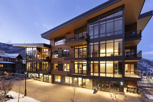 45 Wood Road Unit 601, Snowmass Village, CO 81615 (MLS #167520) :: Western Slope Real Estate