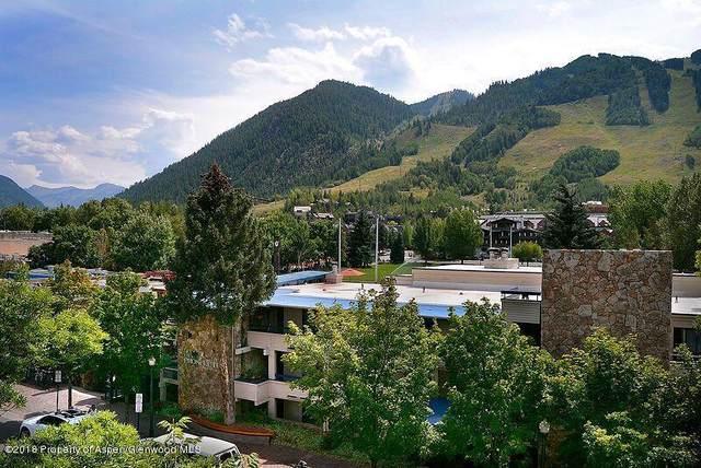 301 E Hyman Avenue #207 (Wks 10, 2, Aspen, CO 81611 (MLS #167534) :: The Weber Boxer Group   Douglas Elliman