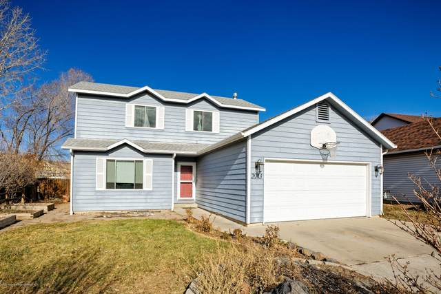2043 Acacia Avenue, Rifle, CO 81650 (MLS #167551) :: Roaring Fork Valley Homes