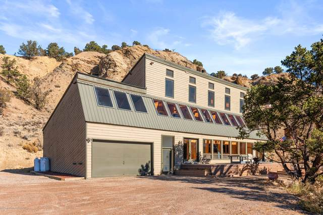 16400 Hwy 82, Carbondale, CO 81623 (MLS #167555) :: Western Slope Real Estate