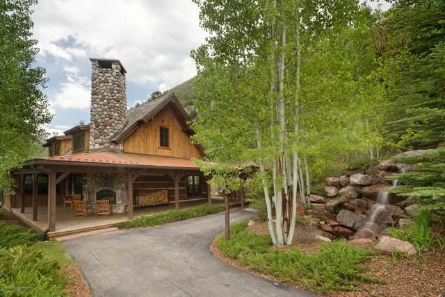 35 Altamira Ranch Road, Basalt, CO 81621 (MLS #167585) :: Roaring Fork Valley Homes