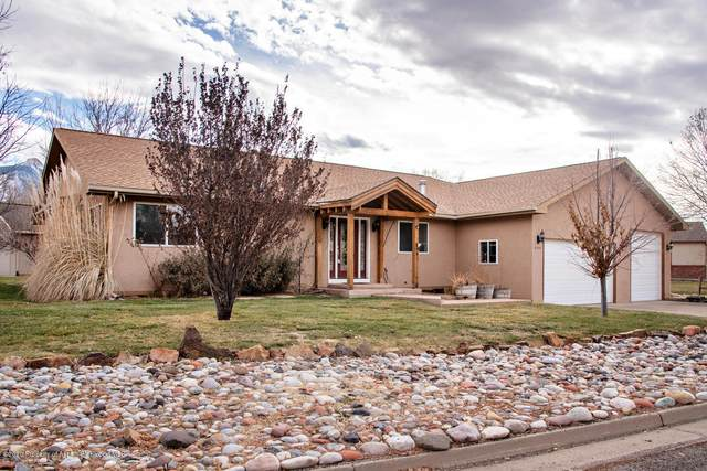 228 Willow Creek Trail, Parachute, CO 81635 (MLS #167589) :: Roaring Fork Valley Homes