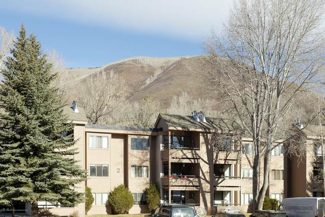 213 Vine Street Unit 213, Aspen, CO 81611 (MLS #167603) :: Western Slope Real Estate