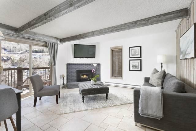 35 Upper Woodbridge Road 29CD, Snowmass Village, CO 81615 (MLS #167612) :: McKinley Real Estate Sales, Inc.