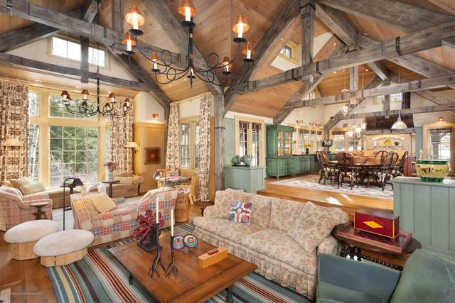260 E Fork Lane, Snowmass Village, CO 81615 (MLS #167663) :: McKinley Real Estate Sales, Inc.