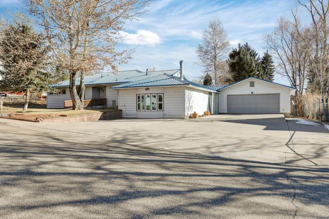 833 Pershing Street, Craig, CO 81625 (MLS #167667) :: Western Slope Real Estate