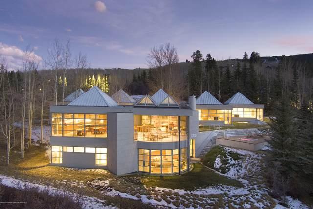 821 Cluny Road, Aspen, CO 81611 (MLS #167680) :: McKinley Real Estate Sales, Inc.