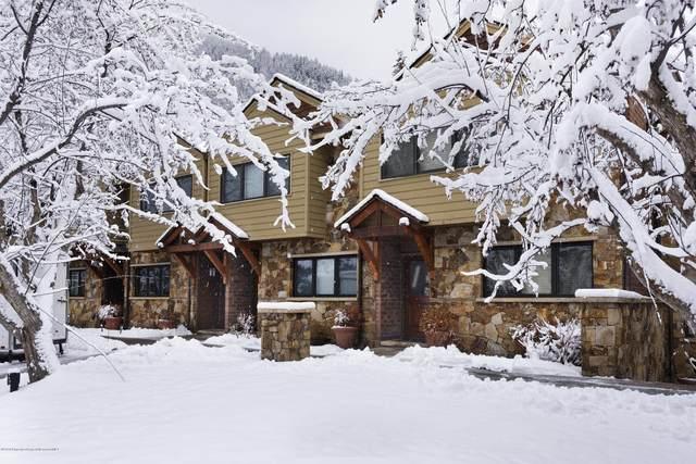 625 S West End Street #8, Aspen, CO 81611 (MLS #167691) :: McKinley Real Estate Sales, Inc.