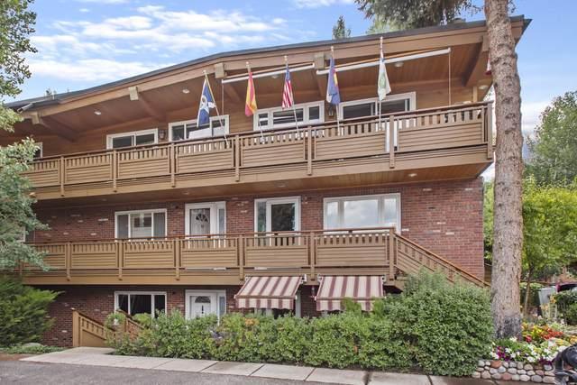 805 E Cooper Avenue #6, Aspen, CO 81611 (MLS #167710) :: Roaring Fork Valley Homes