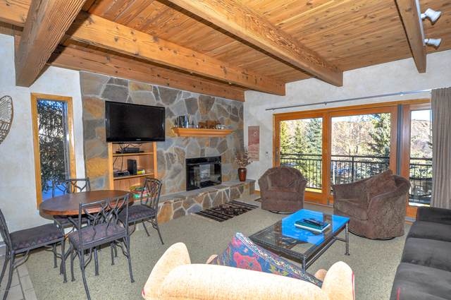 690 Carriage Way A-2D, Snowmass Village, CO 81615 (MLS #167723) :: Roaring Fork Valley Homes