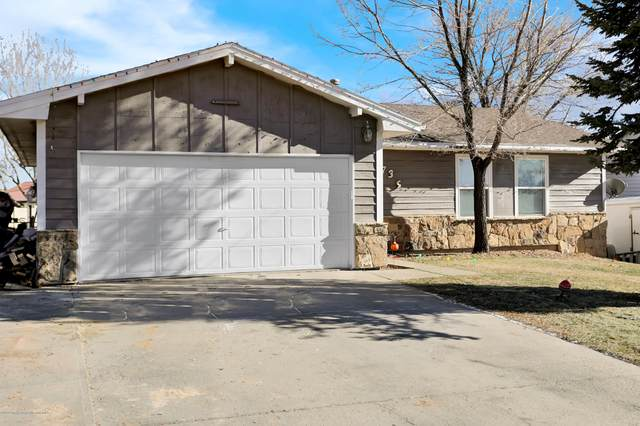 735 Finley Lane, Craig, CO 81625 (MLS #167769) :: Western Slope Real Estate
